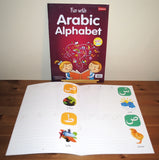 Wipe-Clean Fun With Arabic Alphabet