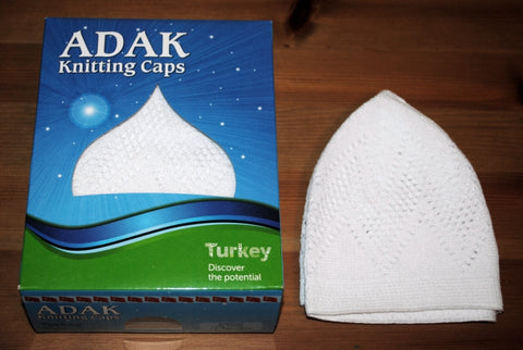 Turkish Knit Caps - Box of 12