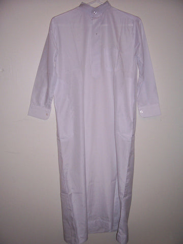 Boys Plain White or Other Colors Thawb