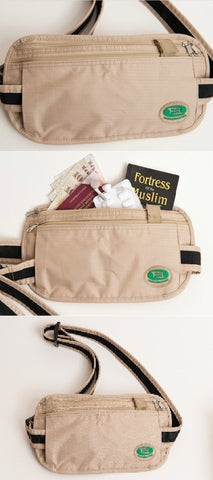 Anti-Theft Waistbag/Ihram Belt