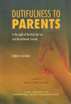 Dutifulness to Parents