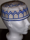 Embroidered Kufi