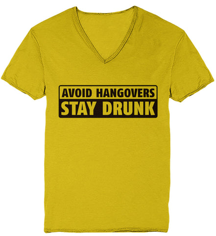 Avoid Hangover!
