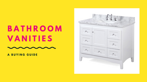 What to Consider When Buying a Bathroom Vanity