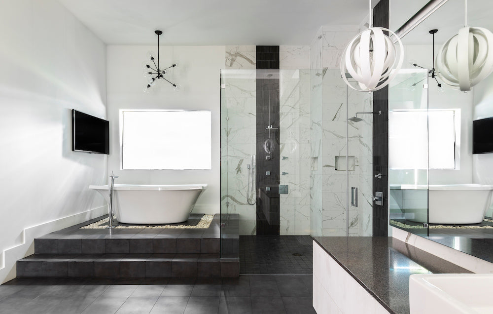 Modern & Contemporary Bathroom Remodel