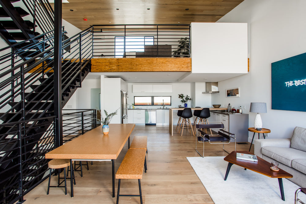 Loft Style House in Venice California