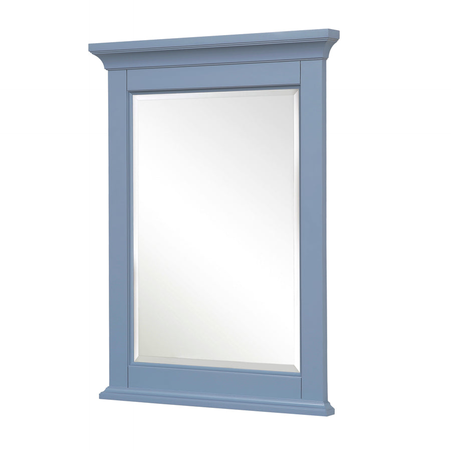Newport 24-inch Wall Mirror (Powder Blue)