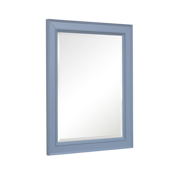 Napa 28-inch Wall Mirror (Powder Blue)