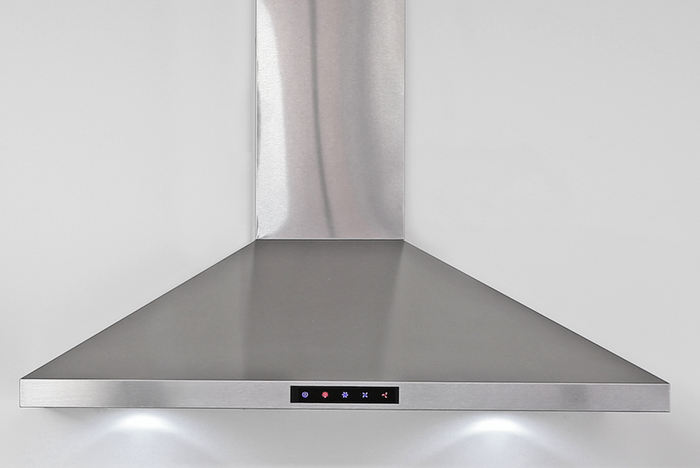 30-inch Stainless Steel Wall Hood (Model STL75-LED)