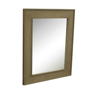 Garland 30-inch Wall Mirror (Gray Oak)