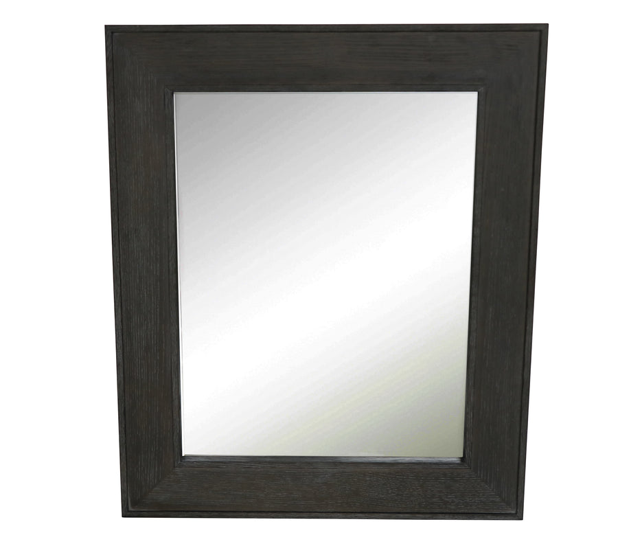 Garland 30-inch Wall Mirror (Dark Oak)