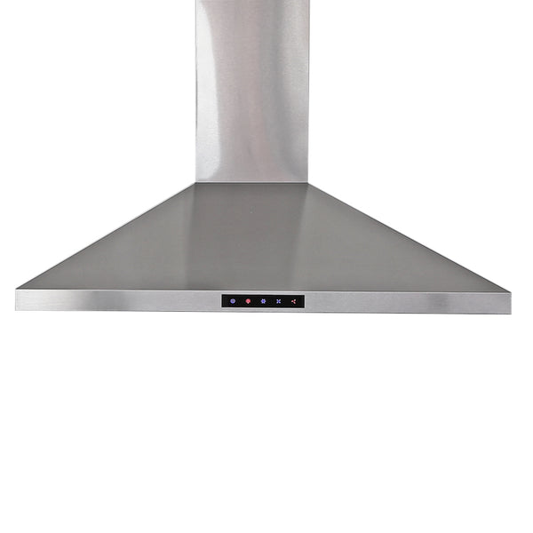 36-inch Stainless Steel Wall Hood (Model STL90-LED)