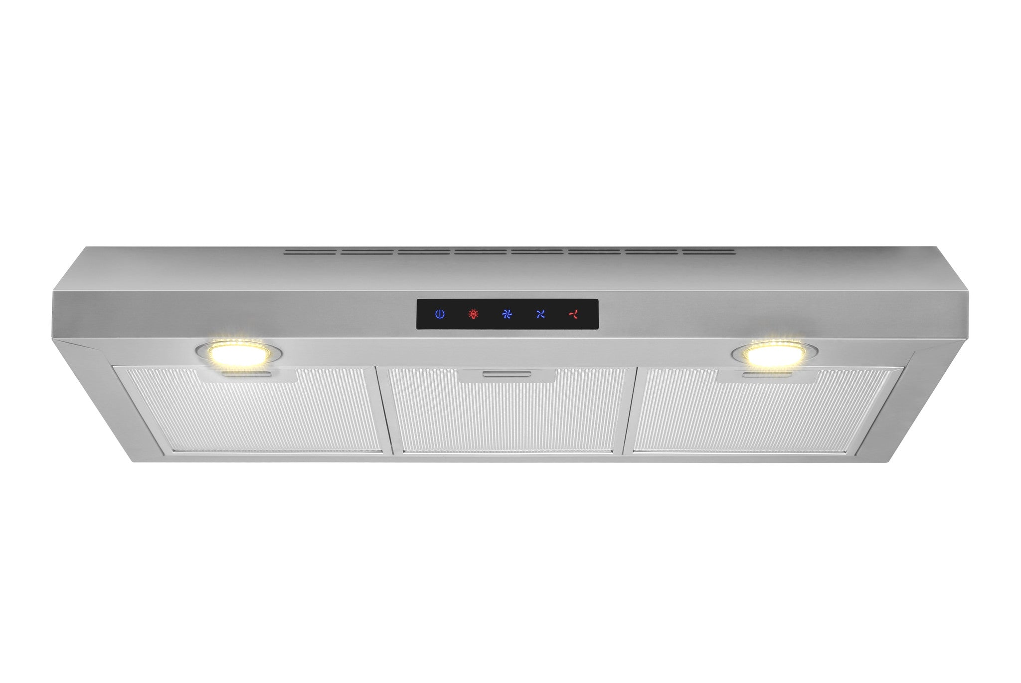 30-inch Stainless Steel Under-Cabinet Range Hood (Model WUC75-LED)