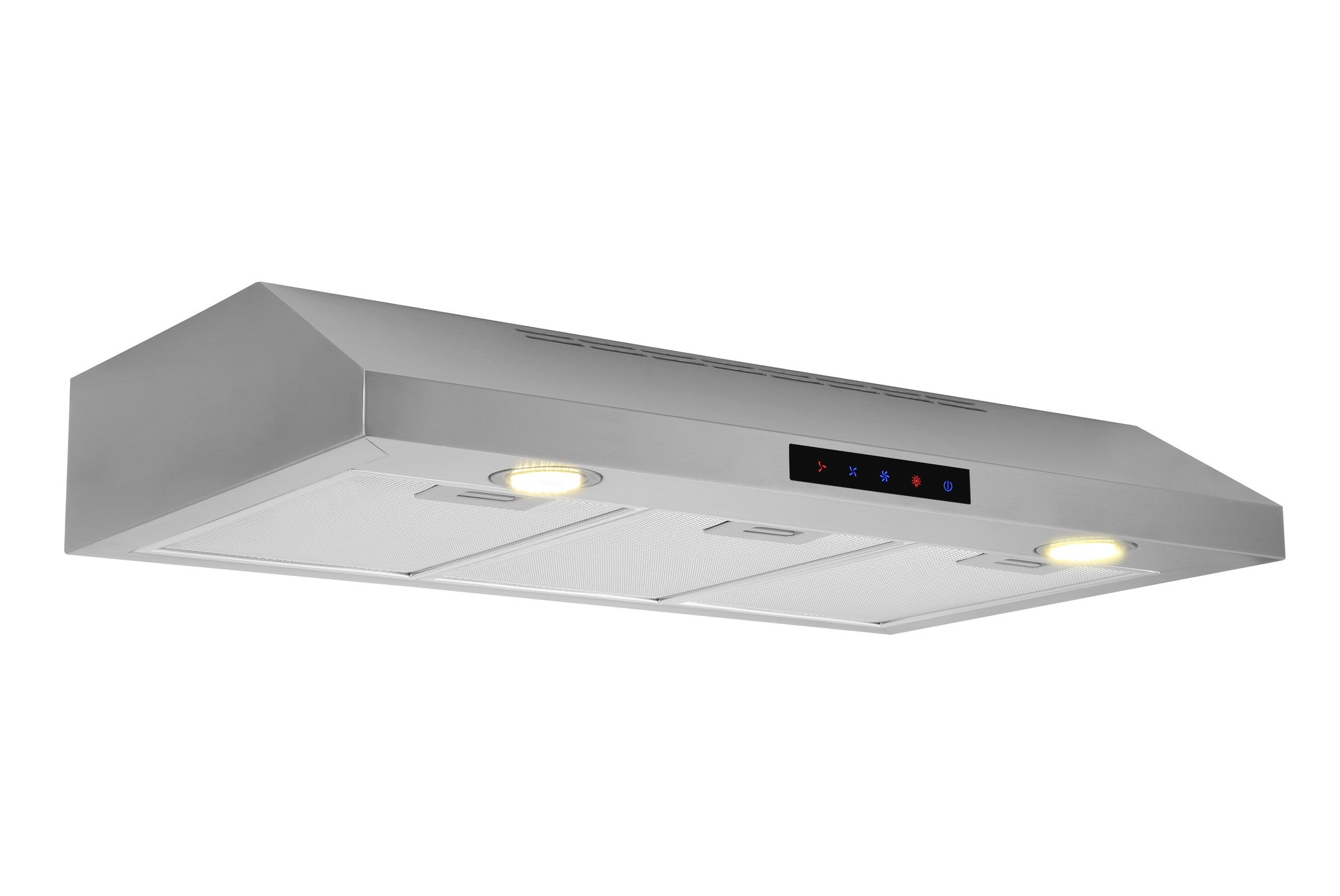 30-inch Stainless Steel Under-Cabinet Range Hood (Model WUC75-LED ...