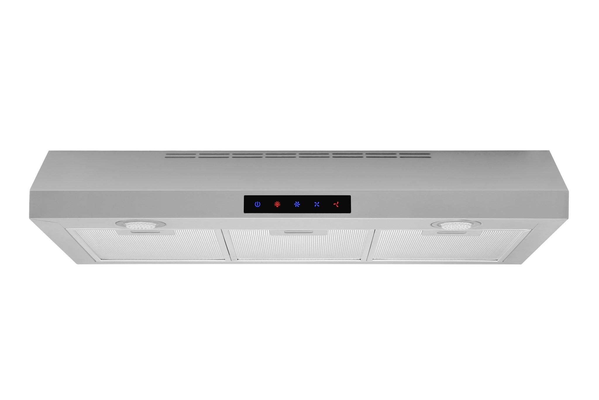 36-inch Stainless Steel Under-Cabinet Range Hood (Model WUC90-LED)