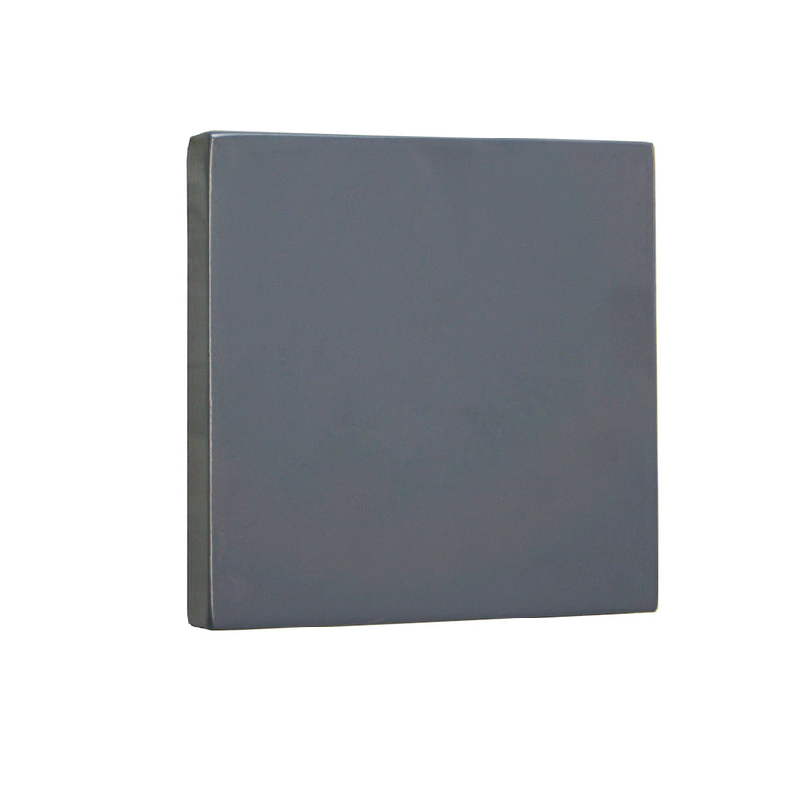 Charcoal Gray Paint Swatch