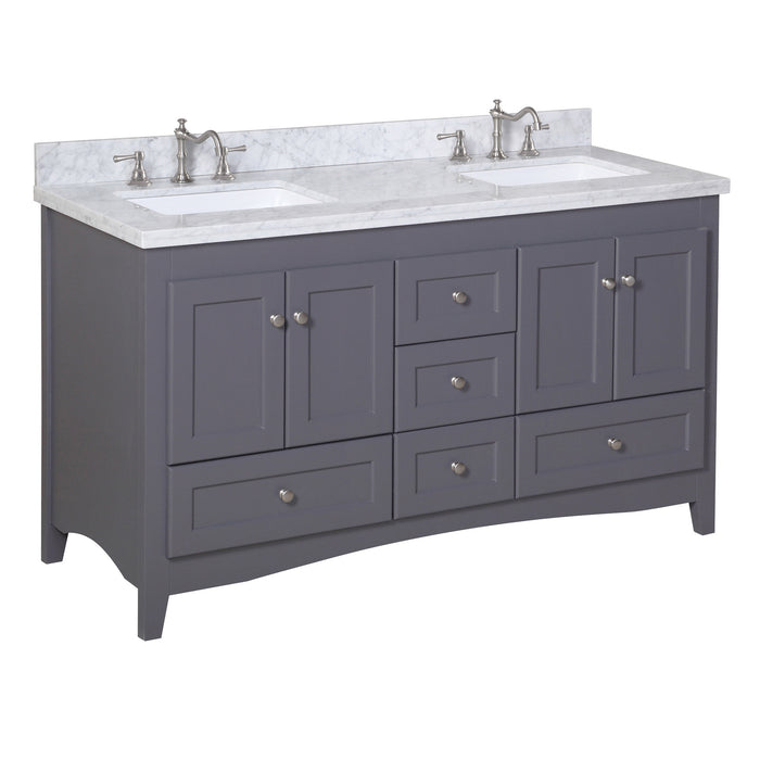 "bathroom vanities – tagged ""60-inch double vanities"