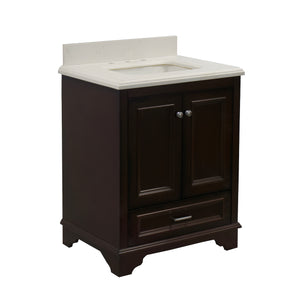 Nantucket 30-inch Vanity (Quartz)