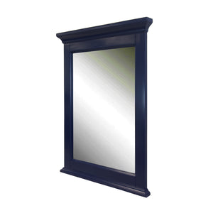 Newport 24-inch Wall Mirror (Royal Blue)