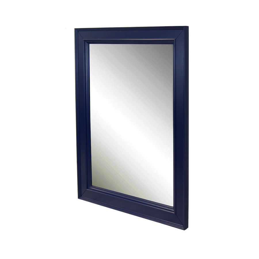 Napa 28-inch Wall Mirror (Royal Blue)