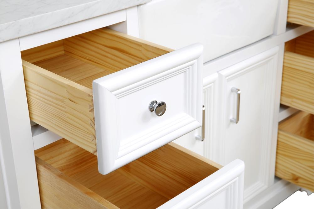 Dovetail Wood Drawers