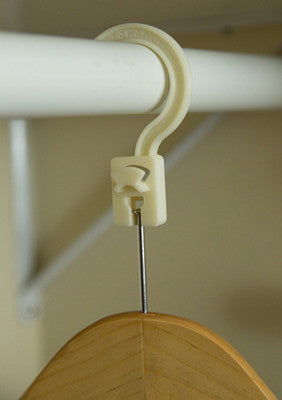 ConvertAHanger used on a clothes hook