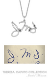 Custom Made Handwriting Charm