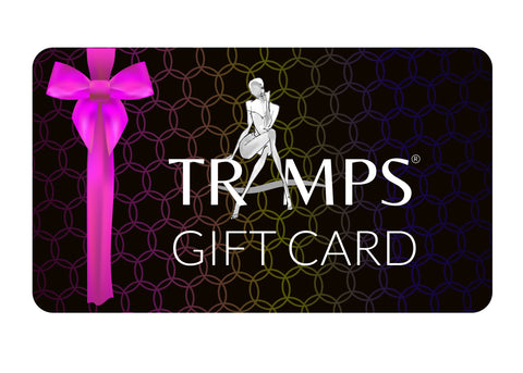 Tramps Gift Card