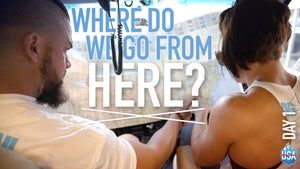 WHERE DO WE GO FROM HERE | EP. 1 | ADVENTURE TOUR 2