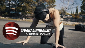 Dana Linn Bailey's Workout Playlist