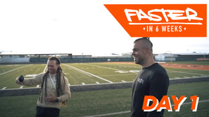 FASTER | DAY 1: Testing My 40YD Dash