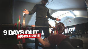 MISSING 215 | 9 DAYS OUT | ARNOLD 2018