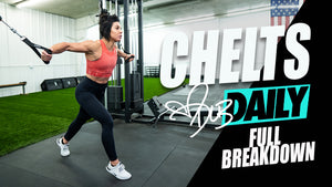 11.16.20 CHELTS (CHEST & DELTS) | #DLBDAILY