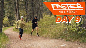 FASTER | DAY 9: Elevation Running
