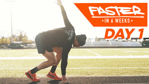 FASTER | DAY 1: ONE MILE TEST