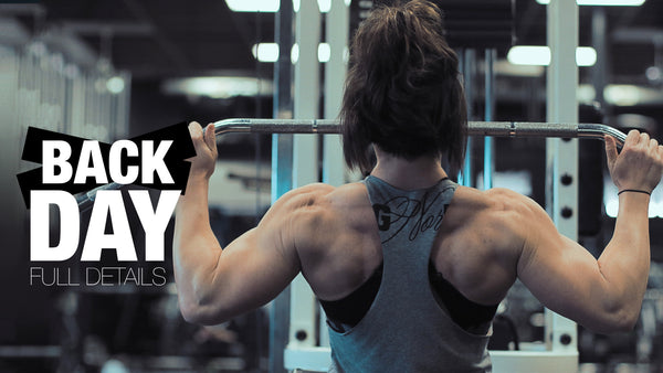 Back Day | Full Workout