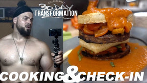 Professional Chef and Down More Weight | 30 Day Transformation | Ep.8