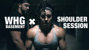 WHG Basement x Shoulder Session
