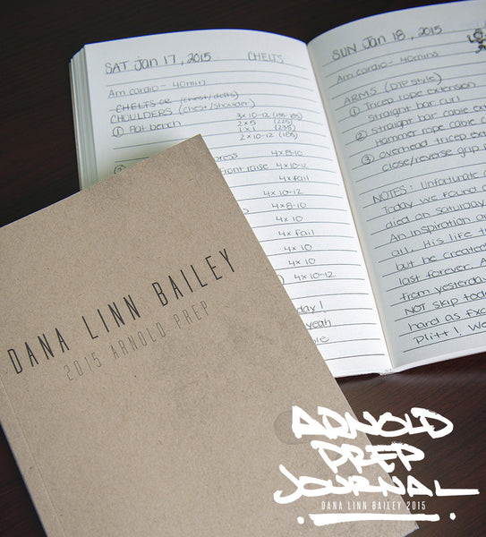 DLB ARNOLD 2015 PREP JOURNAL