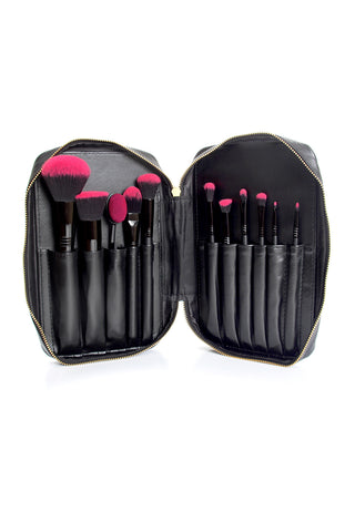 MINERAL MEKE-UP BRUSH SET
