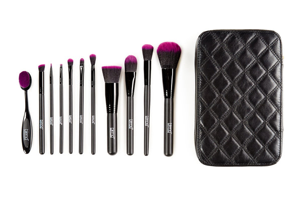 MINERAL MEKE-UP BRUSH SET - Professional Hair Styling Products & Tools | GMJ Beauty Boutique