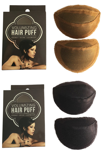 VOLUMIZING HAIR PUFF - Professional Hair Styling Products & Tools | GMJ Beauty Boutique