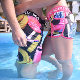 Women's Beach Shorts - Candy | SO-NU | Eye Catching Apparel & Home Goods