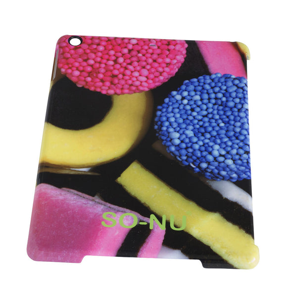iPad Air Cover - Licorice | SO-NU | Eye Catching Apparel & Home Goods