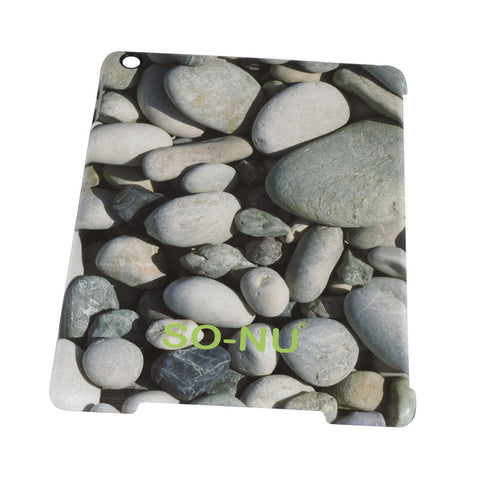 iPad Air Cover - Pebbles | SO-NU | Eye Catching Apparel & Home Goods