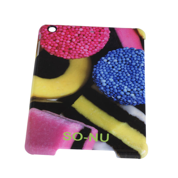 iPad mini Cover - Licorice | SO-NU | Eye Catching Apparel & Home Goods