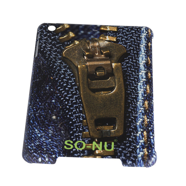 iPad mini Cover - Zipper | SO-NU | Eye Catching Apparel & Home Goods