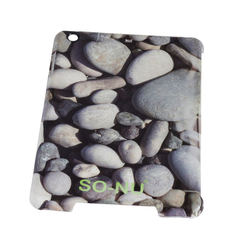 iPad mini Cover - Pebbles | SO-NU | Eye Catching Apparel & Home Goods