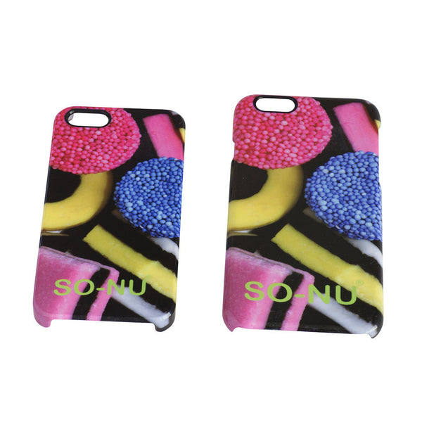 iPhone Cover - Licorice | SO-NU | Eye Catching Apparel & Home Goods