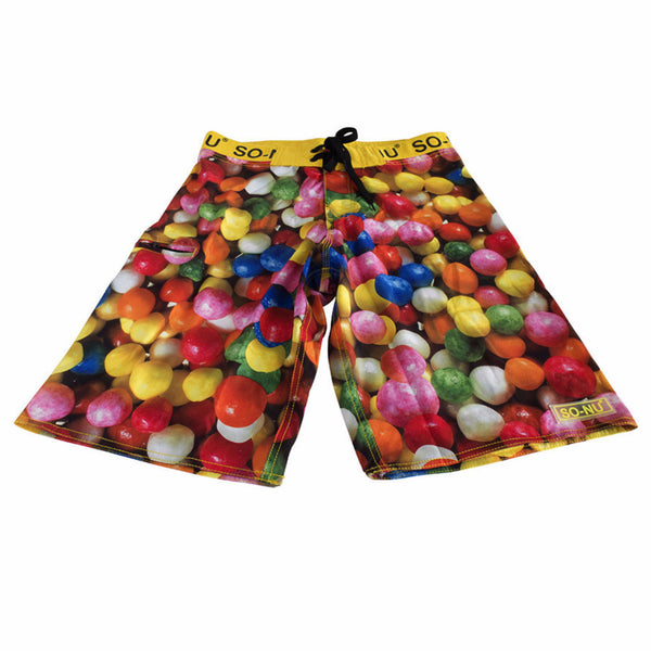 Board Shorts - Sweets | SO-NU | Eye Catching Apparel & Home Goods
